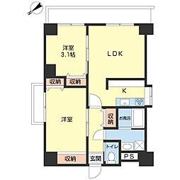 榴ヶ岡駅 1.2万円