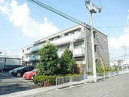 大阪府堺市西区鳳北町9丁の賃貸マンションの外観