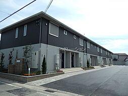 エクレール福井[210号室]の外観