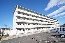 ビレッジハウス奈戸岡1号棟[204号室]の外観