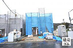 神戸市北区有野町唐櫃リベールガーデンズ 5区画分譲の2号棟