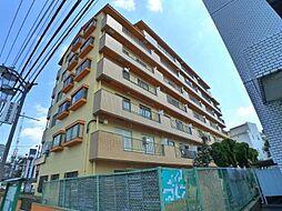ニュー松戸コーポC棟[3階]の外観
