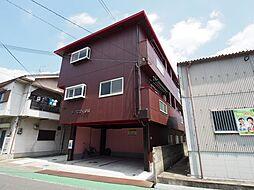 大阪府堺市美原区阿弥の賃貸マンションの外観