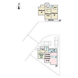 流山駅 2,980万円