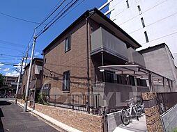 カノン円町[105号室]の外観