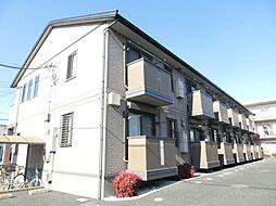 セジュール富士見[102号室]の外観