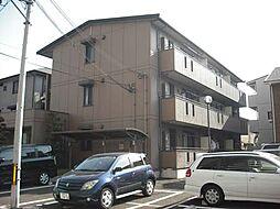 プラムコート[1階]の外観