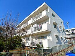 ニューオクトピアモリタマンション[1階]の外観