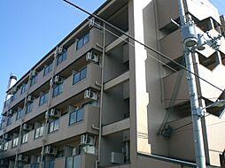 大阪府大阪市住吉区苅田9の賃貸マンションの外観