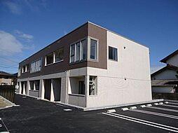 ハントフレッヒェ[1階]の外観