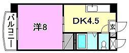 R5マンション[202 号室号室]の間取り