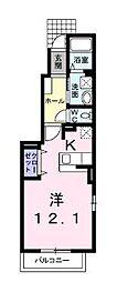 [一戸建] 愛媛県松山市山越3丁目 の賃貸【愛媛県 / 松山市】の間取り