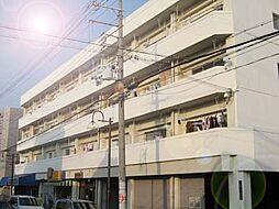 栄美グランドハイツ[4階]の外観