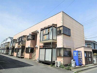 外観,2DK,面積46m2,賃料3.7万円,,,茨城県水戸市東野町