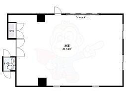 東武亀戸線 亀戸水神駅 徒歩5分