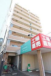 ジュネス関目高殿[5階]の外観