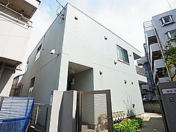 東京都足立区西新井1丁目の賃貸アパートの外観