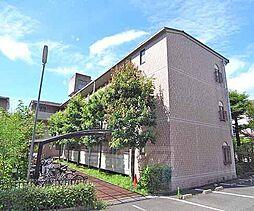 京都府京都市山科区安朱馬場ノ西町の賃貸マンションの外観