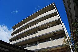 大阪府箕面市彩都粟生南2丁目の賃貸マンションの外観
