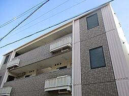大阪府寝屋川市本町の賃貸マンションの外観