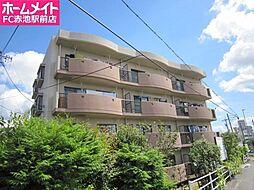 愛知県みよし市打越町上屋敷の賃貸マンションの外観