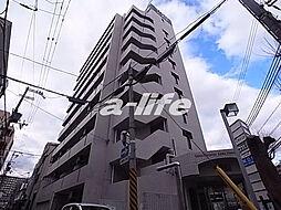 ライオンズマンション神戸西元町[8階]の外観