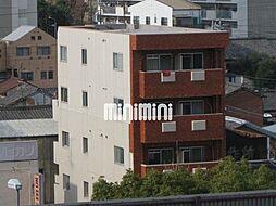 コーポ渡辺[4階]の外観