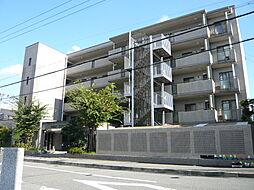 大阪府豊中市熊野町1丁目の賃貸マンションの外観