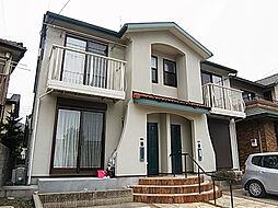 [タウンハウス] 千葉県松戸市馬橋 の賃貸【/】の外観