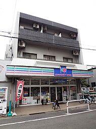 大阪府守口市日吉町2丁目の賃貸マンションの外観
