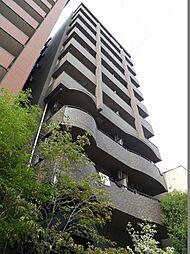 パインタワー上町台[403号室号室]の外観