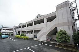 セントラルハイツII[1階]の外観