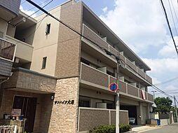 兵庫県尼崎市大島3の賃貸マンションの外観
