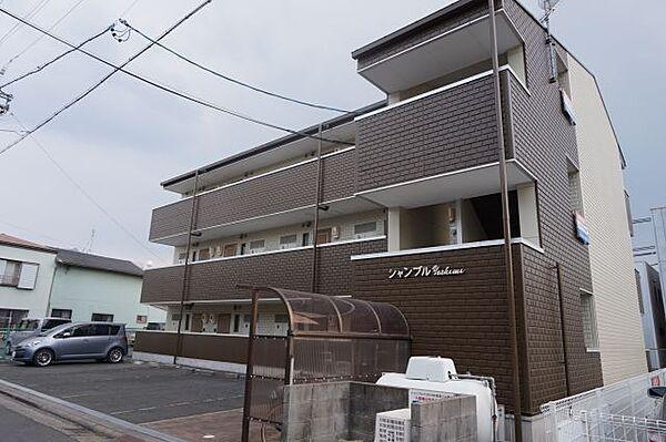 シャンブルYOSHIMI 2階の賃貸【静岡県 / 浜松市中区】