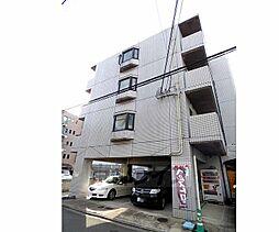 京都府京都市右京区西院西寿町の賃貸マンションの外観