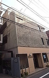 コスモ羽根木[3階]の外観