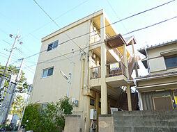 米田マンション[301号室]の外観