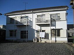 ハイツ野崎[2階]の外観