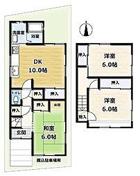 大久保駅 1,180万円