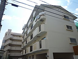 グランドールアビコ[1階]の外観