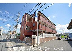 大阪府枚方市中宮山戸町の賃貸マンションの外観