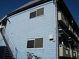 ブルー・ラグーン・ケーブ[2階]の外観