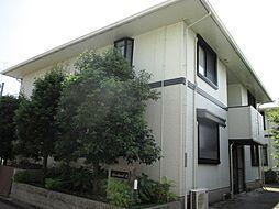 兵庫県尼崎市大島3丁目の賃貸アパートの外観