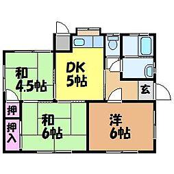 伊予鉄道横河原線 福音寺駅 徒歩23分