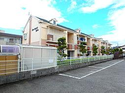 兵庫県姫路市田寺5丁目の賃貸アパートの外観