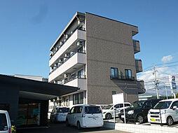 クレセント井原[3階]の外観