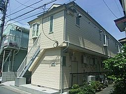 小島ハイツ[1階]の外観