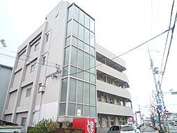 兵庫県伊丹市北園3丁目の賃貸マンションの外観