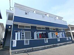 ウイング松島[1階]の外観