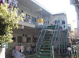 兵庫県姫路市楠町の賃貸マンションの外観